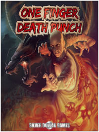 Poster: One Finger Death Punch