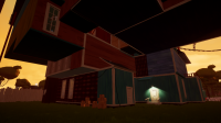 Screenshot №1: Hello Neighbor Alpha 4