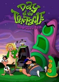 Poster: Day of the Tentacle Remastered
