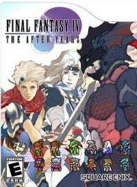 Poster: Final Fantasy 4: The After Years