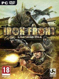 Poster: Iron Front: Liberation 1944