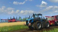 Screenshot №1: Farming Simulator 15