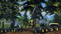 Screenshot №2: Farming Simulator 15
