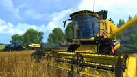 Screenshot №3: Farming Simulator 15