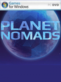 Poster: Planet Nomads