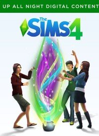 Poster: The Sims 4