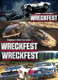 Poster: Next Car Game: Wreckfest