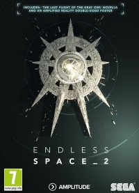 Poster: Endless Space 2: Digital Deluxe Edition