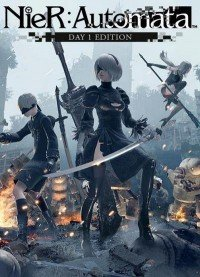 Poster: NieR:Automata - Day One Edition