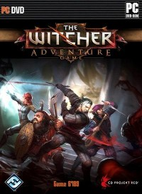 Poster: The Witcher Adventure Game
