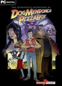 Poster: The Interactive Adventures of Dog Mendonca & Pizzaboy