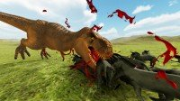 Screenshot №1: Beast Battle Simulator