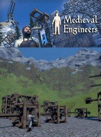 Poster: Medieval Engineers