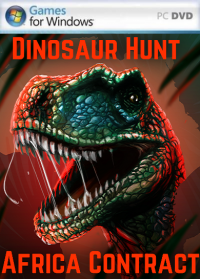 Poster: Dinosaur Hunt: Africa Contract