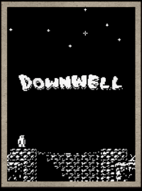 Poster: Downwell