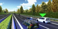 Screenshot №1: Autobahn Police Simulator