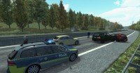 Screenshot №3: Autobahn Police Simulator