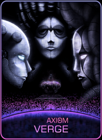Poster: Axiom Verge
