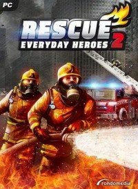 Poster: RESCUE 2: Everyday Heroes