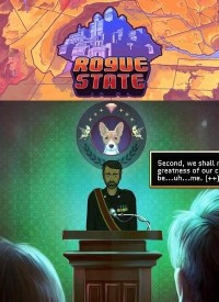 Poster: Rogue State