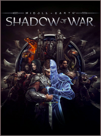 Poster: Middle-Earth: Shadow of War