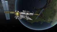 Screenshot №1: Kerbal Space Program