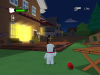 Screenshot №4: Family Guy: Back to the Multiverse
