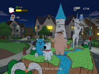 Screenshot №2: Family Guy: Back to the Multiverse