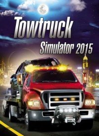 Poster: Towtruck Simulator 2015