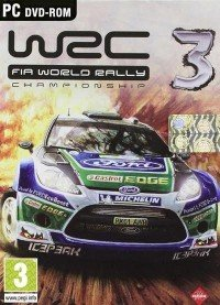 Poster: WRC 3: FIA World Rally Championship