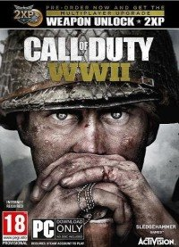 Poster: Call of Duty WWII