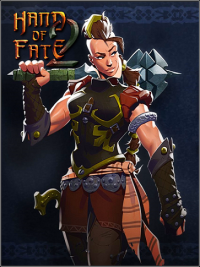 Poster: Hand of Fate 2