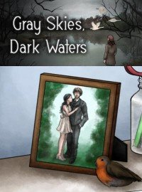 Poster: Gray Skies, Dark Waters