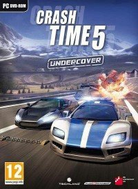 Poster: Crash Time 5: Undercover