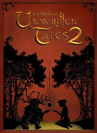 Poster: The Book of Unwritten Tales 2