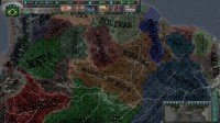 Screenshot №2: East vs West - A Hearts of Iron Game