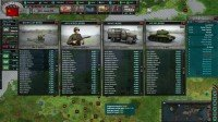 Screenshot №1: East vs West - A Hearts of Iron Game