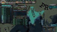 Screenshot №4: East vs West - A Hearts of Iron Game