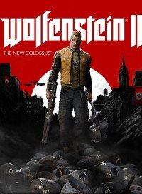 Poster: Wolfenstein II: The New Colossus