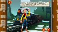 Screenshot №2: Lucky Luke: Transcontinental Railroad Builders