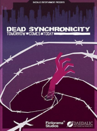 Poster: Dead Synchronicity: Tomorrow Comes Today