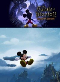 Poster: Castle of Illusion: Starring Mickey Mouse
