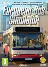 Poster: European Bus Simulator 2012