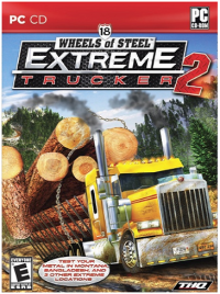 Poster: 18 Wheels of Steel: Extreme Trucker 2