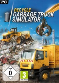 Poster: RECYCLE: Garbage Truck Simulator