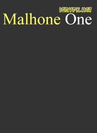 Poster: Mahlone One